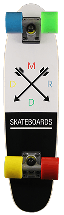 Madrid Mosquito Arrows Cruiser Skateboard
