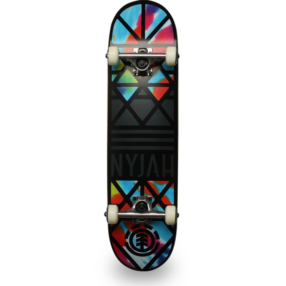 element nyjah crown skateboard. Black Bedroom Furniture Sets. Home Design Ideas