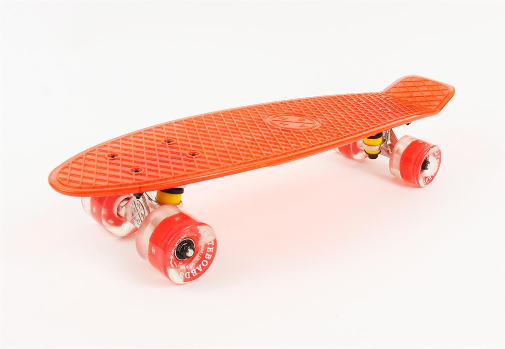 annox led cruiser skateboard. Black Bedroom Furniture Sets. Home Design Ideas