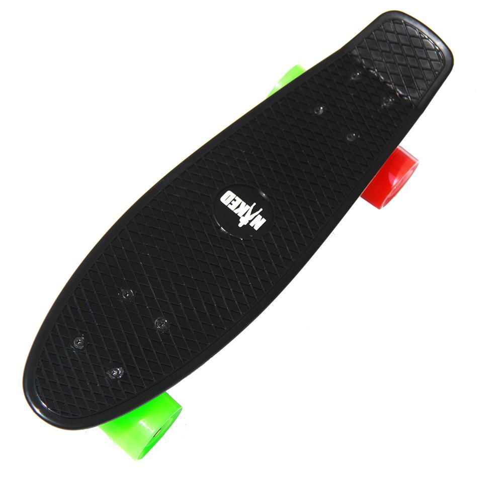 naked cruiser skateboard longboard. Black Bedroom Furniture Sets. Home Design Ideas