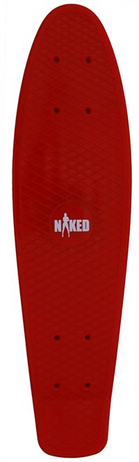 Naked Deck Rød