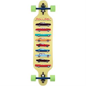 "Miller Division Collection 38"" Longboard"