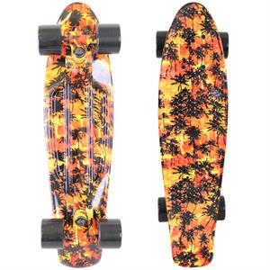 Naked Hawaii Deluxe Skateboard