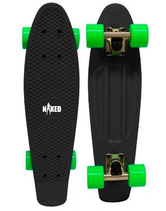 Naked Cruiser skateboard