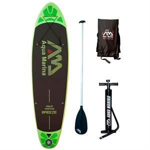 Aqua Marina Breeze iSUP + Paddle
