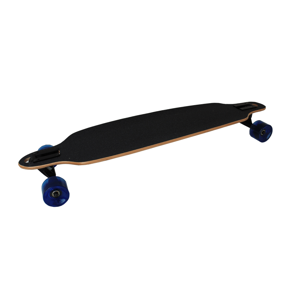 longboard transparent