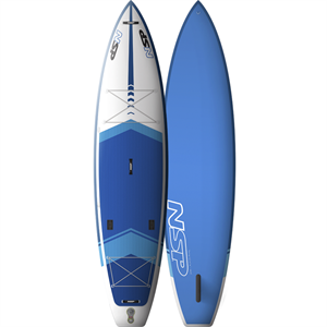 NSP O2 Touring Inflatable SUP